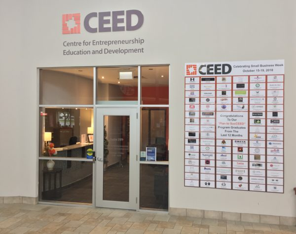 CEED Celebrates Small Business Week 2018 (Oct 14th – Oct 20th)