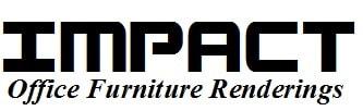 impact office furniture renderings